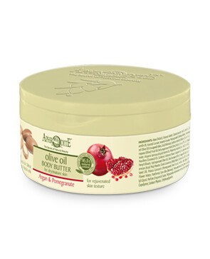 Regenerating Body Butter with Argan & Pomegranate