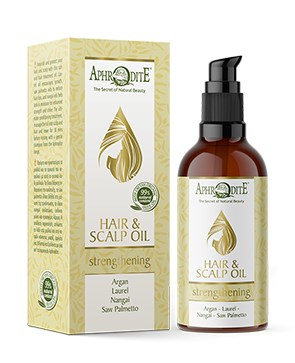 Pre-shampoo Ultra Nourishing & Toning Hair/Scalp Oil